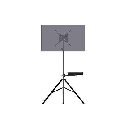 Pedestal / Tripé Para Tv Led Lcd Plasma 3d - Avatron Tvn-180