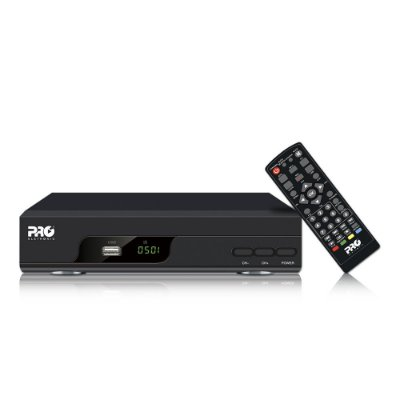 Conversor TV Digital para TV antiga com entrada RF / Antena - Eletronic Prodt-1200