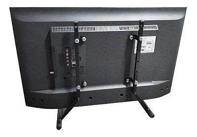 """Suporte Base de mesa para TV de 40"""" a 55"""" Avatron PTV-4040-B"""