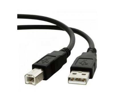 CABO USB IMPRESSORA USB A MACHO/USB.B MACHO 3 METROS