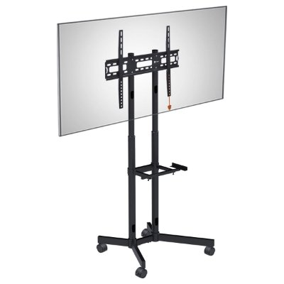 RACK Pedestal PARA TV LCD/LED/PLASMA DE 32″ ATÉ 80″ COM SUPORTE PARA RECEPTOR – ST150