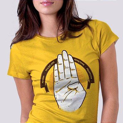 [PRÉ VENDA] Camiseta fem - Maranatha!