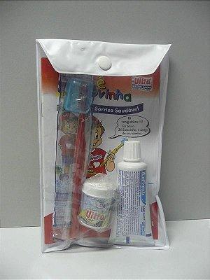 Kit de Saúde Bucal do Zé Escovinha