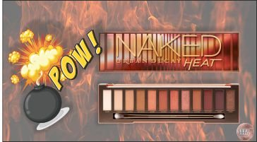 banner naked heat