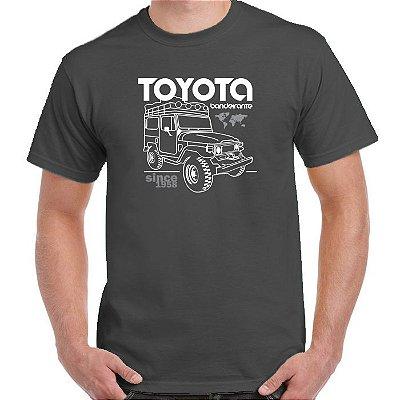 FR236 - Camiseta - TOYOTA BANDEIRANTE - MUNDI