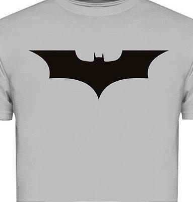 CA022 - Camiseta Dry Fit - Estampa Logo Batman Dark