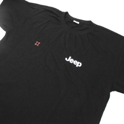 FR083 - Camiseta Estampa JEEP RENEGADE