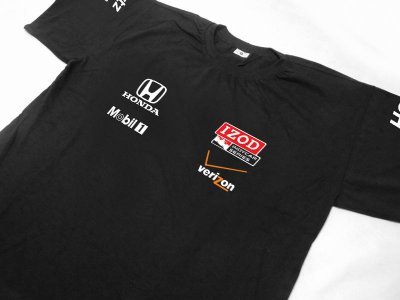 FR098 - Camiseta Estampa - Team Penske F-Indy