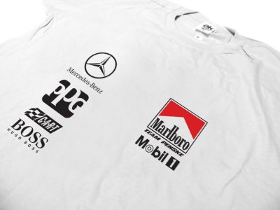 FR101 - Camiseta Team Penske F-Indy Vintage 1997