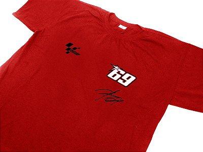 FR114 - Camiseta - NICK HAYDEN 69 - MOTO GP