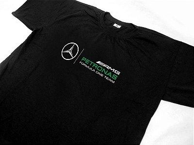 FR121 - Camiseta - AMG Mercedes Petronas F1