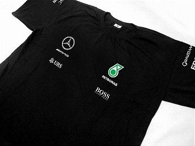 FR123 - Camiseta AMG Mercedes PETRONAS - F1