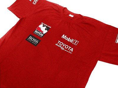 FR126 - Camiseta - Estampa Team PENSKE TOYOTA 2003
