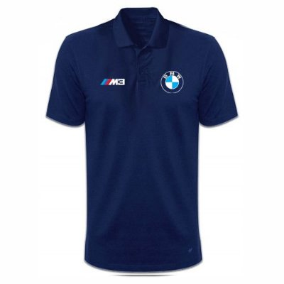 FR127-A - Camisa POLO BMW MOTORSPORT M3