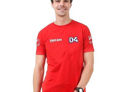 FR130 - Camiseta ANDREA DOVIZIOSO - Ducati 04 - MOTO GP