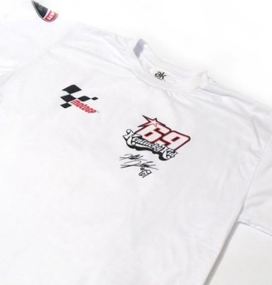 ES058 - Camiseta Dry Fit - Nicky Hayden 69 MOTO GP