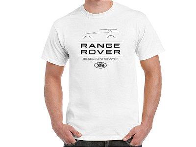 FR136 - Camiseta RANGE ROVER EVOQUE