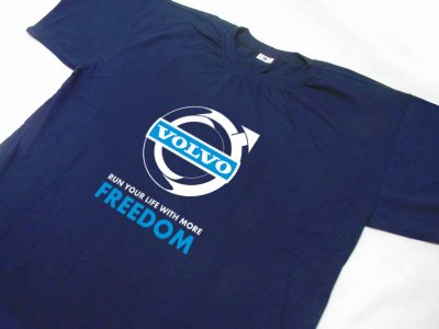 FR134 - Camiseta VOLVO FREEDOM