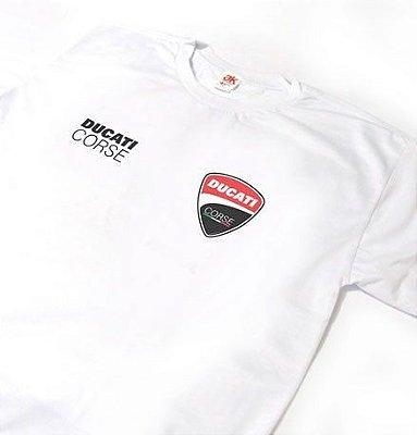MK018 - Camiseta Dry Fit - Estampa DUCATI CORSE - MOTO GP