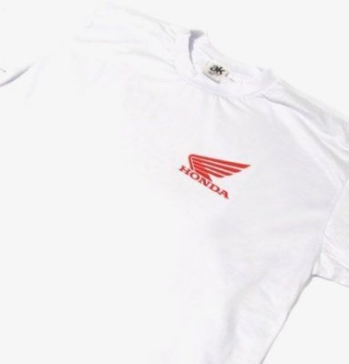 MK017 - Camiseta - Estampa HONDA