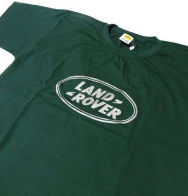 FR048 - Camiseta - Estampa LAND ROVER