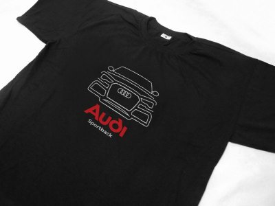 FR142 - Camiseta AUDI SPORTBACK
