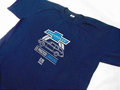 FR145 - Camiseta CHEVROLET CARAVAN
