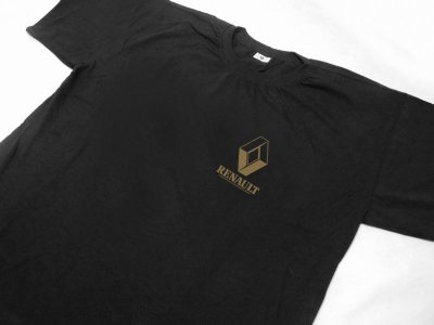 FR162 - Camiseta - Estampa RENAULT