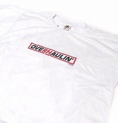 FR097 - Camiseta - Estampa OVERHAULIN