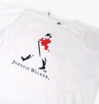 MK029 - Camiseta - Estampa Johnnie Walker