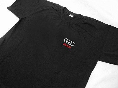 FR187 - Camiseta AUDI INSTITUCIONAL