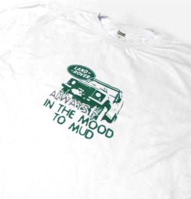 FR169 - Camiseta LAND ROVER ALWAYS
