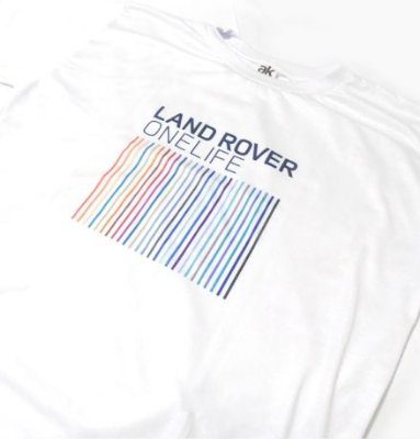 A030 - Camiseta Dry Fit - LAND ROVER On Life