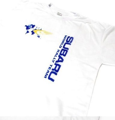 ES085 - Camiseta - Estampa SUBARU RALLY TEAM - 5 Years Warranty