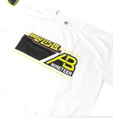 ES080 - Camiseta Dry Fit - Alvaro Bautista 19 mine Teen