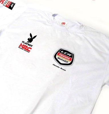 ES109 - Camiseta Dry Fit - Estampa LCR HONDA TEAM