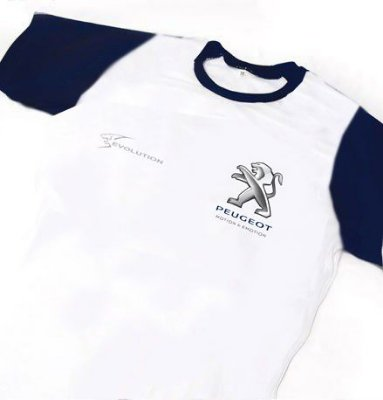 ES123 - Camiseta Dry Fit - Estampa PEUGEOT EVOLUTION