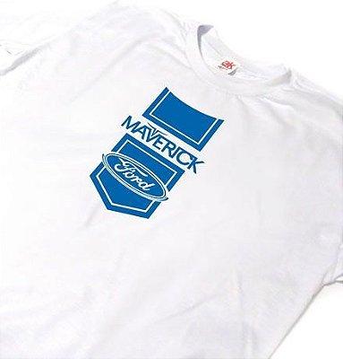 MK047 - Camiseta Estampa MAVERICK GT 76