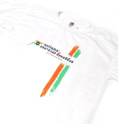 ES135 - Camiseta - Estampa FORCE INDIA F1