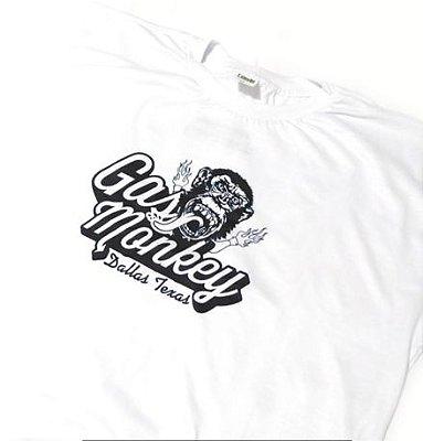 SE001 - Camiseta - Estampa GAS MONKEY - Dallas Texas