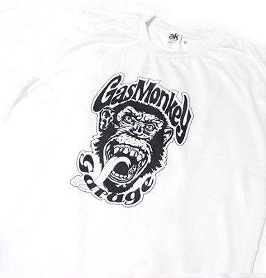 SE002 - Camiseta Estampa - GAS MONKEY - Turma do Barulho