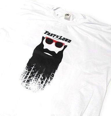 SE004 - Camiseta Estampa - GAS MONKEY - Fast N'Loud