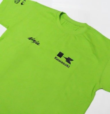 FR002 - Camiseta - KAWAZAKI NINJA RACING TEAM
