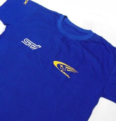 FR004 - Camiseta - Estampa SUBARU WORLD RALLY