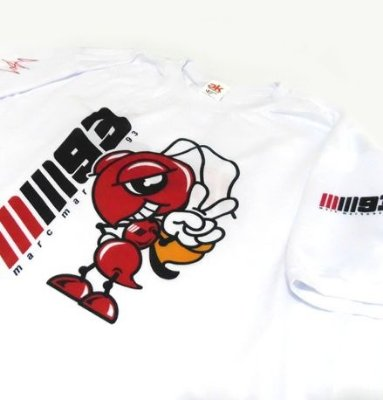ES169 - Camiseta Dry Fit - Estampa MARC MARQUEZ - MOTO GP