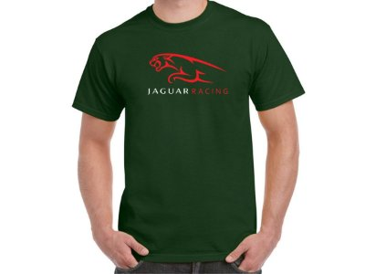 FR022 - Camiseta Estampa JAGUAR RACING