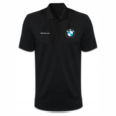FR035 - Camisa Polo Piquet - BMW MOTORSPORT