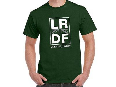 FR211 - Camiseta LAND ROVER DEFENDER - ONE LIFE, LIVE IT