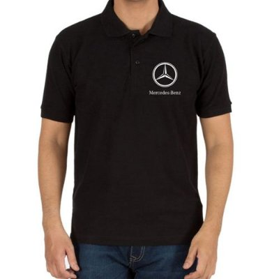 FR223P - Camisa Polo Piquet Mercedes Benz