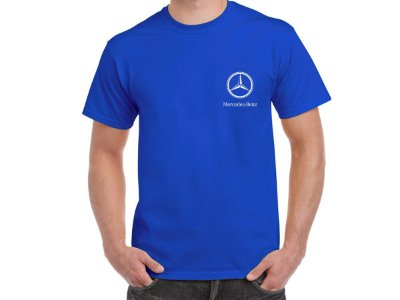 FR223 - Camiseta Mercedes Benz